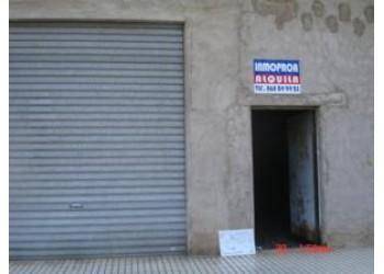 Bajo comercial en Polígono de Santa Ana